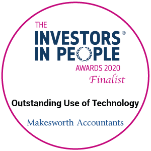 Investor in People Awards 2020 - outstanding use of technology