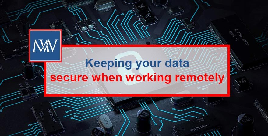 Keeping your data secure