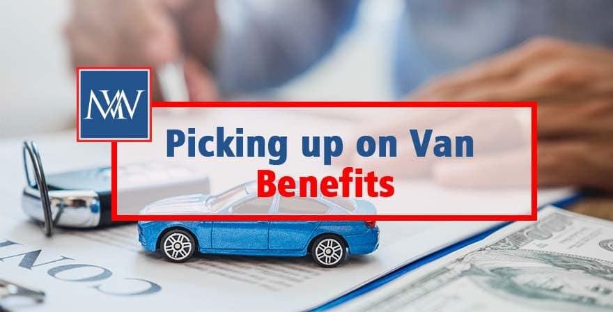 Picking up on Van Benefits