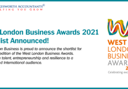 West London Business Awards 2021 shortlist announced!