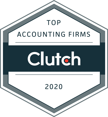 Clutch awards 2020 Top Accounting Firms