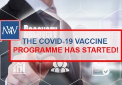 The Covid-19 Vaccine Programme has a started!