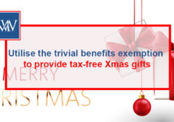 Utilise the trivial benefits exemption to provide tax-free Xmas gifts