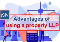 Advantages of using a property LLP