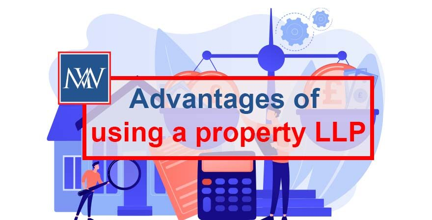Advantages of using a property LLP