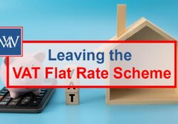 Leaving the VAT Flat Rate Scheme