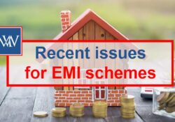 Recent issues for EMI schemes