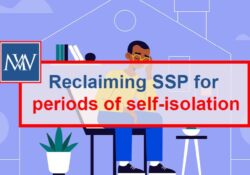 Reclaiming SSP for periods of self-isolation