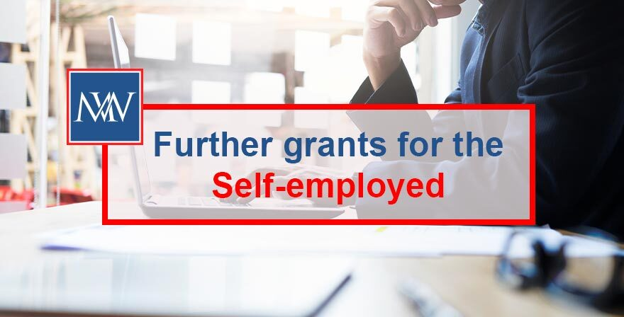 Further grants for the self-employed