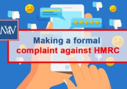 Making a formal Making a formal complaint against HMRC