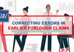 Correcting errors in earlier furlough claims