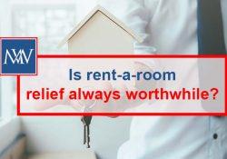 rent-a-room relief scheme