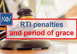 RTI penalties and period of grace