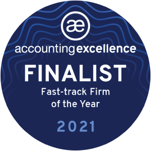 fast track firm of the year AE awards