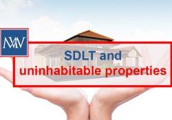 SDLT-and-uninhabitable-properties