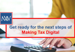 Get ready for the next steps of Making Tax Digital