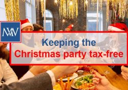 keeping the christmas party tax free